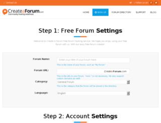 forummate.com screenshot