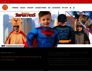 forumnovelties.com screenshot