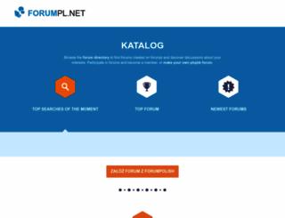 forumpl.net screenshot