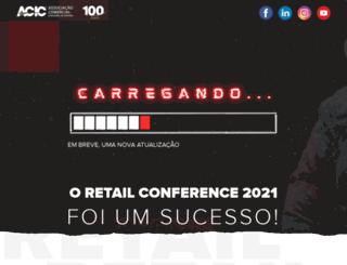 forumregionaldovarejo.com screenshot