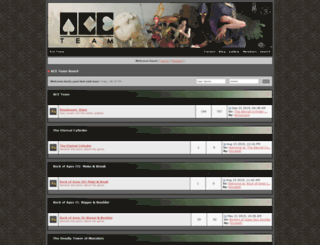 forums.aceteam.cl screenshot