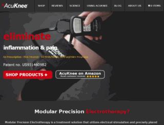 forums.acuknee.com screenshot