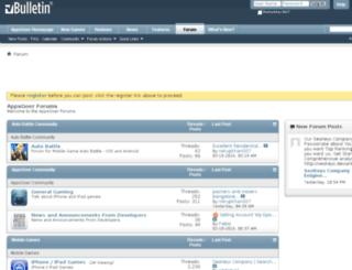forums.appsgoer.com screenshot