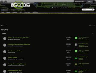 forums.atomicmpc.com.au screenshot