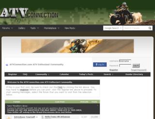 forums.atvconnection.com screenshot