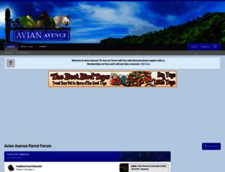forums.avianavenue.com screenshot