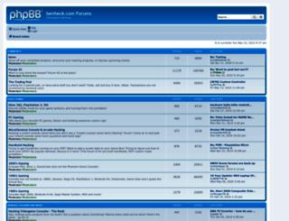 forums.benheck.com screenshot