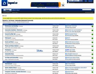 forums.beyond.ca screenshot