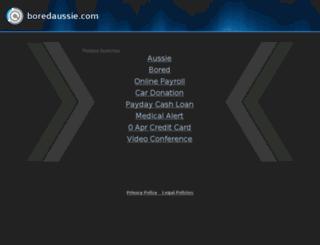forums.boredaussie.com screenshot
