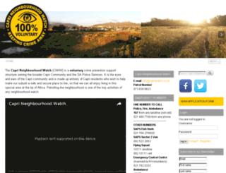 forums.capriwatch.co.za screenshot