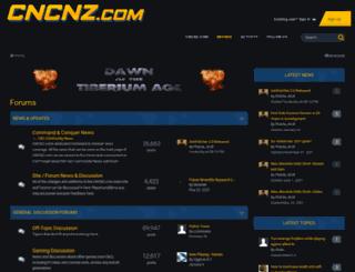 forums.cncnz.com screenshot
