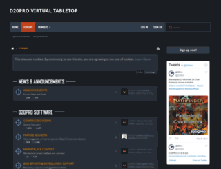 forums.d20pro.com screenshot