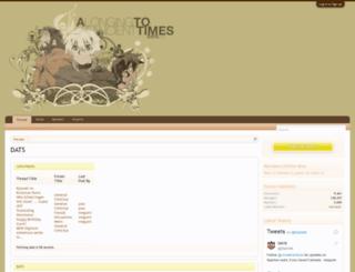 forums.dats.us screenshot