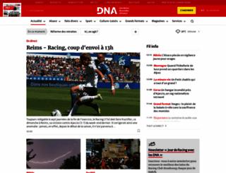 forums.dna.fr screenshot