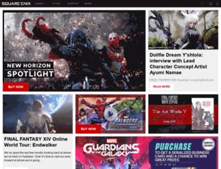 forums.eidosgames.com screenshot