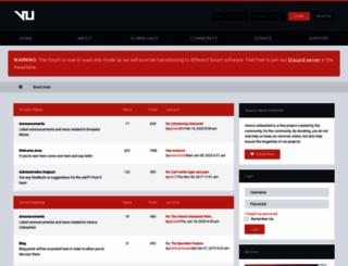 forums.emulatornexus.com screenshot