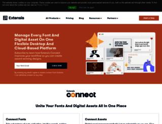 forums.extensis.com screenshot