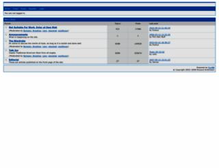forums.filmnoirbuff.com screenshot