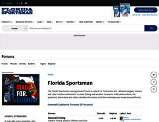 forums.floridasportsman.com screenshot
