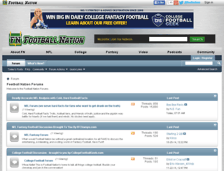 forums.footballnation.com screenshot