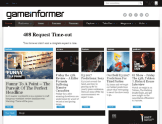 forums.gameinformer.com screenshot
