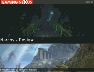 forums.gamingnexus.com screenshot