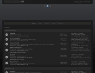 forums.gnomoria.com screenshot