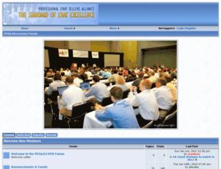 forums.gopesa.org screenshot