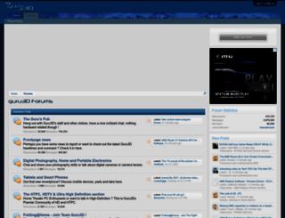 forums.guru3d.com screenshot