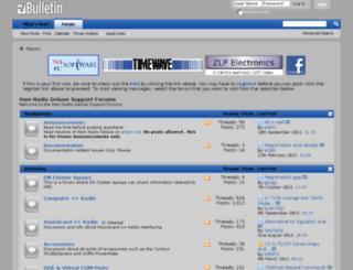 forums.ham-radio.ch screenshot