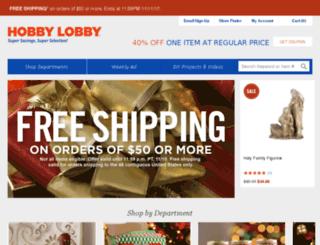 forums.hobby-lobby.com screenshot