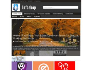 forums.infoshop.org screenshot