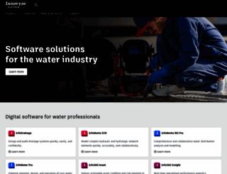 forums.innovyze.com screenshot