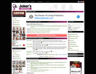 forums.jokersupdates.com screenshot