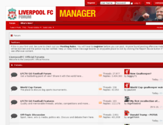 forums.liverpoolfc.tv screenshot