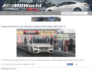 forums.mbworld.org screenshot