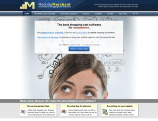 forums.modularmerchant.com screenshot