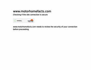 forums.motorhomefacts.com screenshot