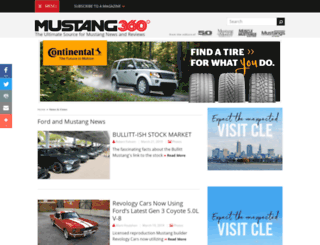 forums.musclemustangfastfords.com screenshot