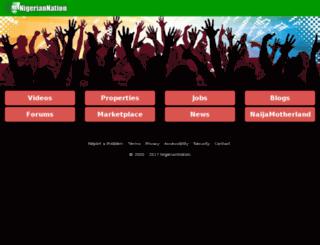forums.nigeriannation.com screenshot