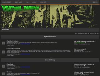 forums.nightowlpro.com screenshot