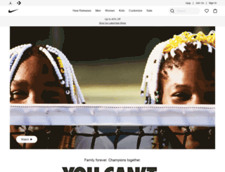 forums.nike.com screenshot