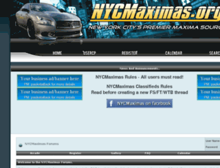 forums.nycmaximas.org screenshot