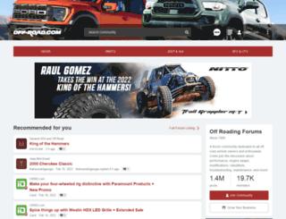 forums.off-road.com screenshot