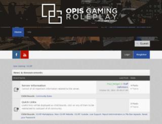 forums.og-rp.com screenshot