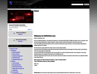 forums.pcwintech.com screenshot