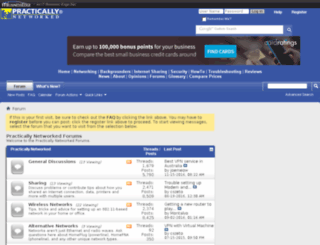 forums.practicallynetworked.com screenshot