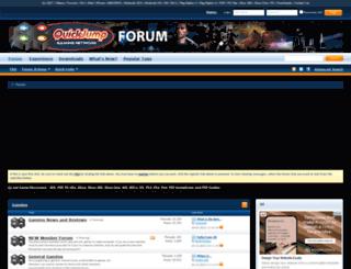 forums.qj.net screenshot