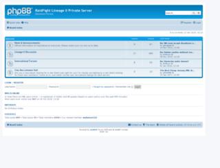 forums.raidfight.eu screenshot