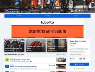 forums.roadbikereview.com screenshot